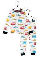 Mauri Kunnas Pyjama Autot
