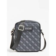 Guess laukku Dan Logo Mini Docement Case black