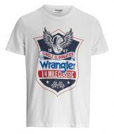 Wrangler t-paita Americana Tee Offwhite