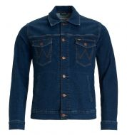 Wrangler farkkutakki Regular Jacket Indigo Rules