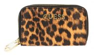 Guess lompakko Nat Lalie Double Zip Mini Wallet
