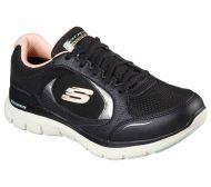 Skechers sneakerit Womens Flex Uppeal 4.0 BKLP