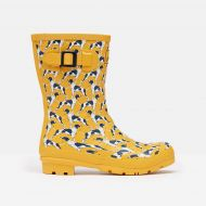 Joules kumisaappaat Molly Welly Gold Geo Dog
