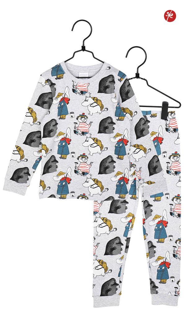Moomin lasten pyjama
