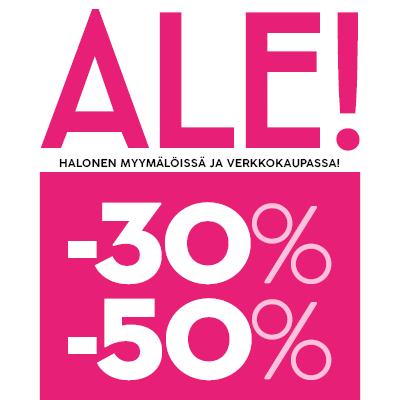 Halonen ALE -30% -50%