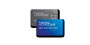 Halonen Fashion Card