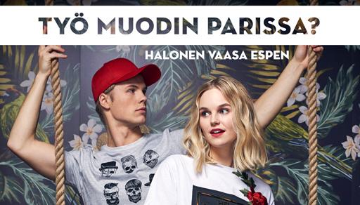 Kauppakeskus Espen Vaasa
